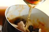 スンドゥブチゲ~豆腐とアサリのピリ辛スープ~の作り方3
