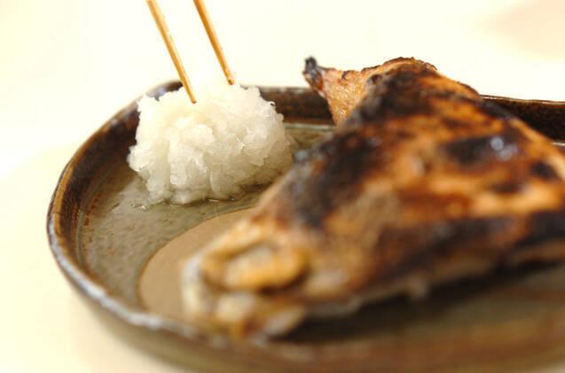シンプルなおいしさ!ブリカマの塩焼きの作り方の手順6
