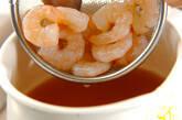 プリプリエビのあんかけ素麺の作り方5