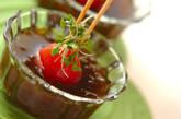 トマトともずくの和風サラダの作り方4
