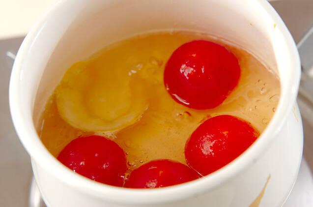 トマトのジュレの作り方の手順4