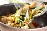 焼き豆腐のピリ辛みそ炒めの作り方3