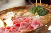 麻婆鍋の作り方2
