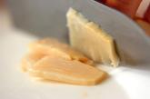 タケノコのピリ辛みそ炒めの作り方1