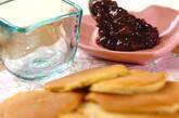 桜パンケーキの作り方9