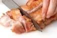 塩焼き鶏・おろしダレの作り方2