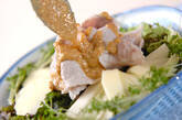 ゆで豚のナッツソースの作り方9
