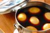 長持ち保存の半熟煮卵