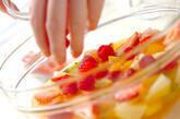 フルーツスープの作り方3