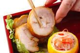 ゆで鶏のしょうゆ漬けの作り方4