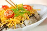 彩りちらし寿司の作り方12