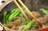 シシトウとコンニャクの炒め物の作り方2