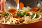豚肉と昆布の炒め物の作り方3
