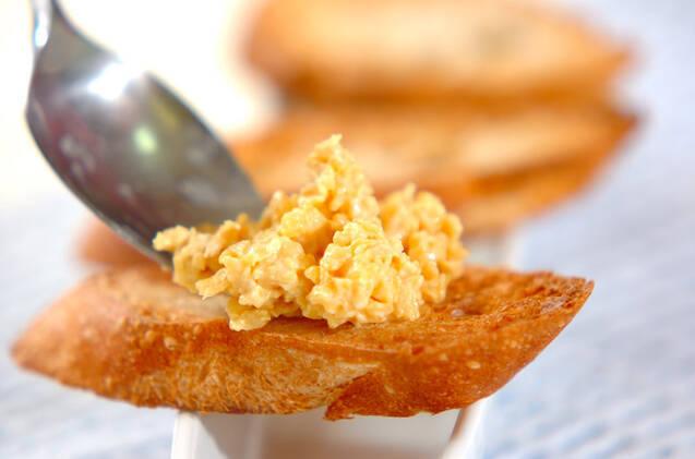 エッグトーストの作り方の手順4