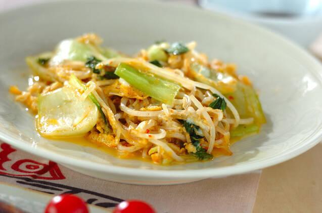 とじても炒めても絶品!チンゲン菜と卵のおすすめレシピ15選