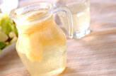 桃風味の白ワイン