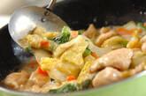 白菜のクリーム煮の作り方9