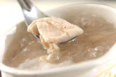 白菜のクリーム煮の下準備4