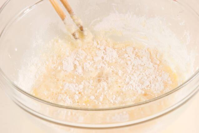 春の山菜の天ぷらの作り方の手順2