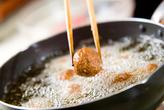 肉団子の甘酢和えの作り方1