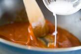 肉団子の甘酢和えの作り方6