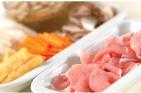 豚肉のカレーうどんの作り方1