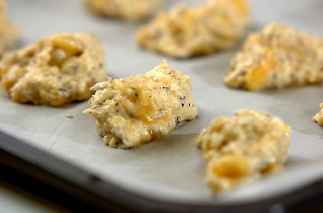 ふわふわバナナクッキーの作り方の手順6