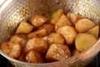 ジャガイモの煮っころがしのポイント・コツ1
