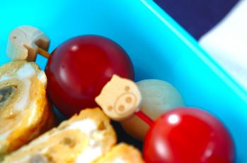 チーズ&プチトマト