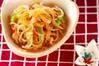 ピリ辛糸コン炒めの作り方の手順