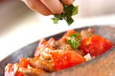 ピリ辛チキンソテー丼の作り方3