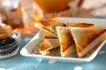 のりバタートースト