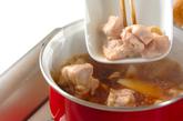 レンコンと長芋の煮物の作り方3