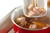 レンコンと長芋の煮物の作り方5