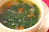 スピナーチスープ