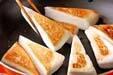 ハンペンのバター焼きの作り方4