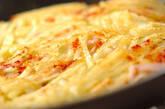 クミン風味のガレットの作り方4