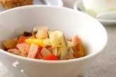 野菜の洋風煮