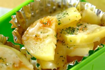 ポテトのチーズ焼き