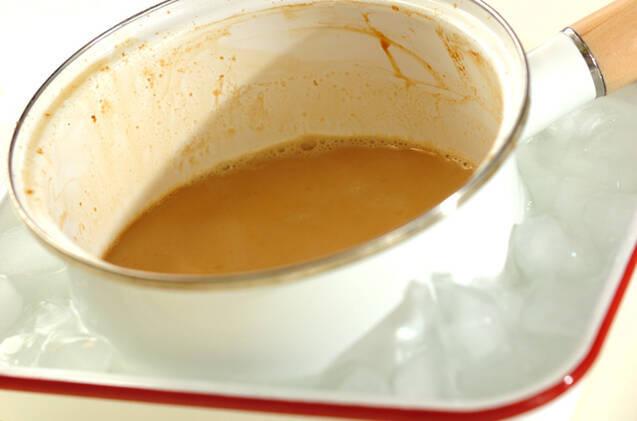 2色白玉入りキャラメルミルクの作り方の手順5