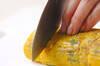 だし巻き卵の作り方の手順6