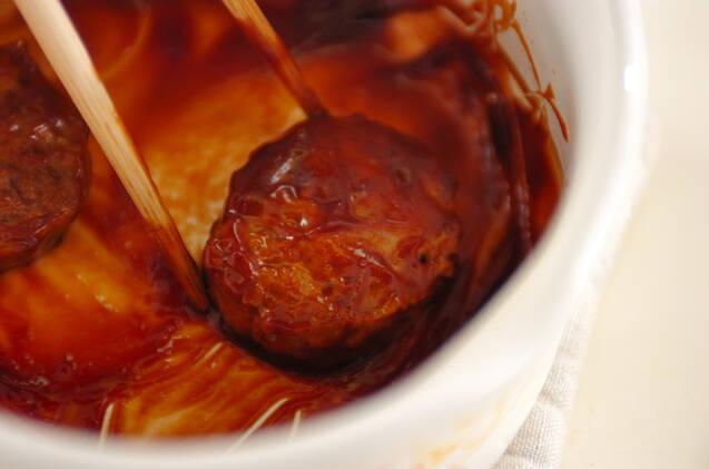 ミニハンバーグの作り方の手順1