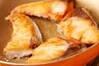 ブリの粒マスタード焼きの作り方の手順7
