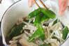 スジ肉煮込み丼の作り方の手順4
