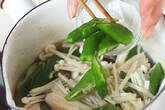 スジ肉煮込み丼の作り方4