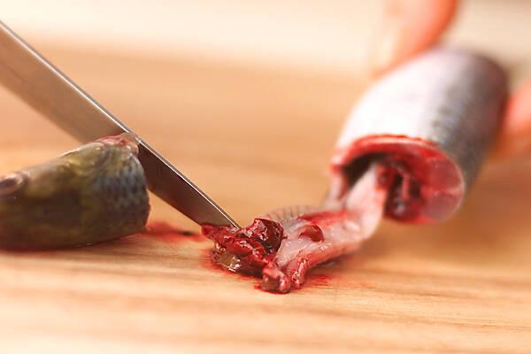 くさみなし!絶品イワシの梅煮の作り方の手順1