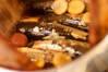 くさみなし!絶品イワシの梅煮の作り方の手順5