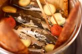 イワシの梅煮の作り方4