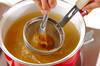 アサリのみそ汁の作り方の手順2