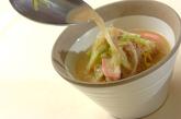 ちゃんぽん風素麺の作り方3